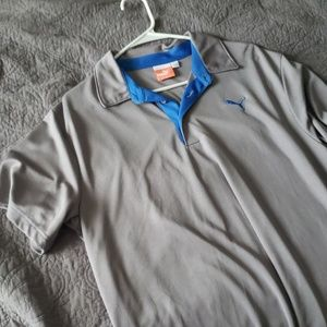 Puma Short sleeve Golf Polo